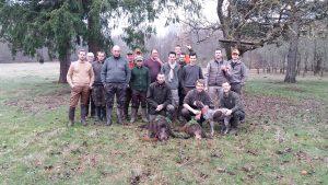Une journée de chasse entre jeunes chasseurs du Loir et Cher !