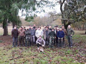 Journée des jeunes chasseurs du Loir et Cher – 12 novembre